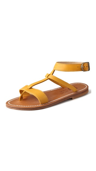 K. Jacques Corvette Sandals