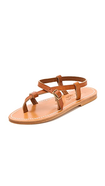 K. Jacques Jival Thong Sandals
