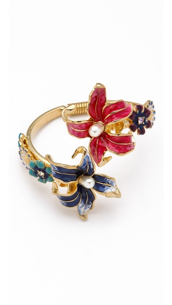Kenneth Jay Lane Garden Party Bracelet