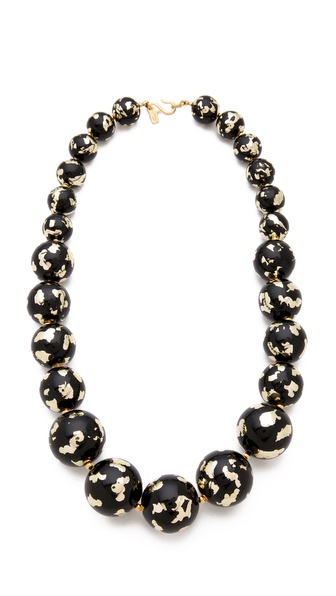 Kenneth Jay Lane Beaded Necklace