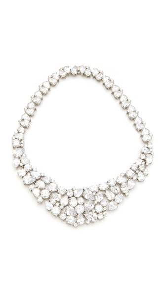 Kenneth Jay Lane Statement Collar Necklace