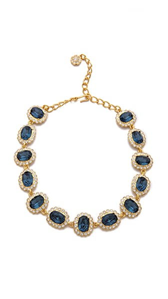 Kenneth Jay Lane Crystal Statement Necklace
