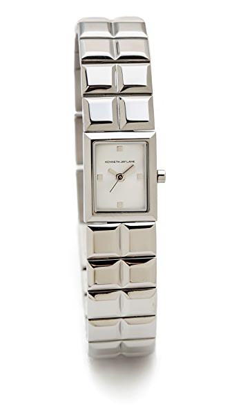 Kenneth Jay Lane Monochrome Watch