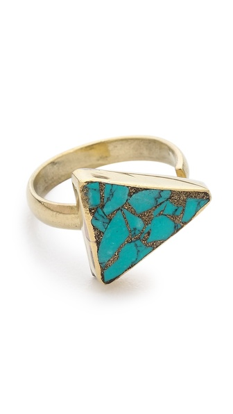 Karen London Desert Moon Ring