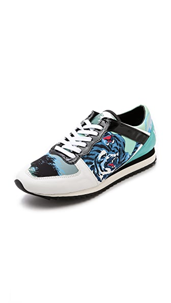 Kenzo Kenzo Flyknit Tiger Sneakers (Yet To Be Reviewed)