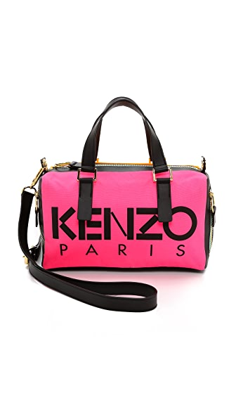 Kenzo Kenzo Kanvas Speedy Bag (Red)