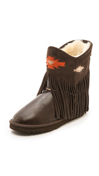 Koolaburra Haley Ankle Deco Booties