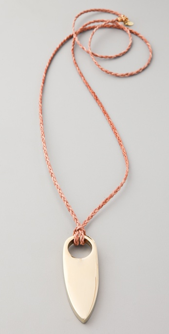 Kora Brass Rae Necklace