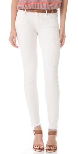 KORAL Destroyed Skinny Jeans