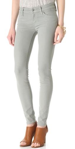 KORAL Coated Skinny Jeans