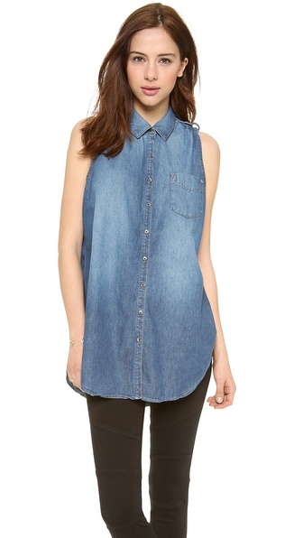 KORAL Sleeveless Rika Shirt
