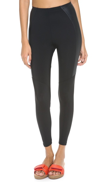 Kore Swim Pipe Surf Pants - Onyx at Shopbop / East Dane