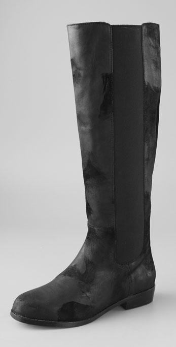 KORS Michael Kors Val 2 Gore Suede Boots