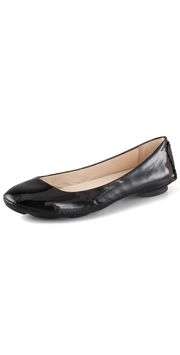 KORS Michael Kors Odette Patent Flats