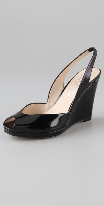 KORS Michael Kors Vivian Wedge Sandals