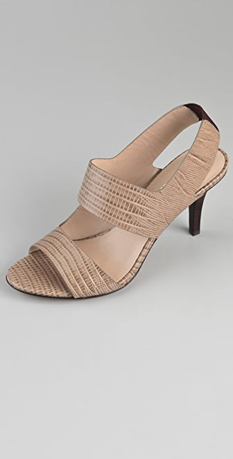 KORS Michael Kors Princeton Open Toe Sandals