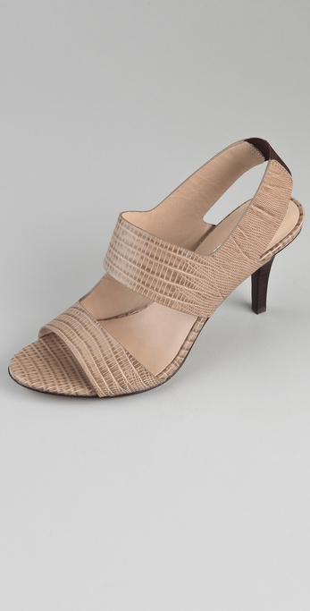 KORS Michael Kors Princeton Open Toe Sandals