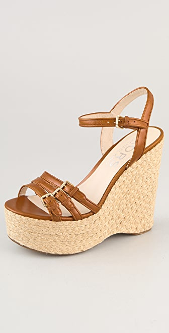 KORS Michael Kors Jacinda Wedge Sandals