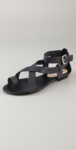 KORS Michael Kors Zeehan Toe Ring Sandals