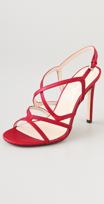 KORS Michael Kors Albury High Heel Sandals