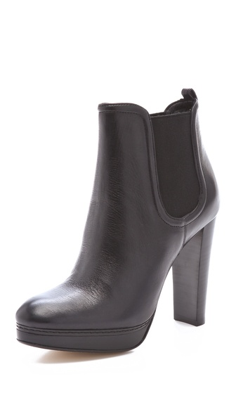 KORS Michael Kors Egan Pull On Booties