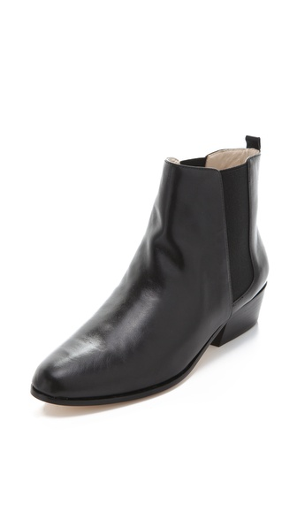 KORS Michael Kors Marden Flat Pull Booties