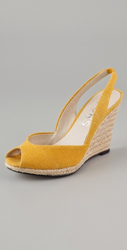 KORS Michael Kors Vivian Wedge Espadrilles