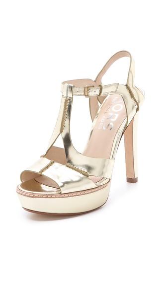 KORS Michael Kors Brookton Platform Sandals