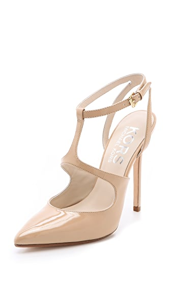 KORS Michael Kors Adrielle Pointed Toe Pumps