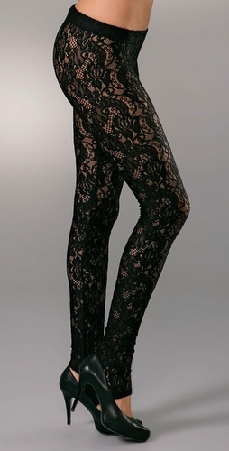 Kova & T Lace Leggings
