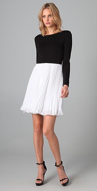 Kova & T Windsor Cocktail Dress