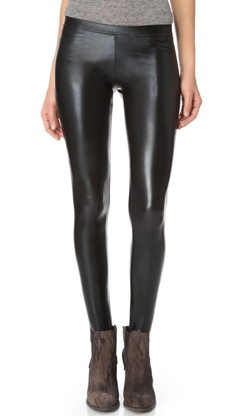 Kova & T Oxy Leggings - Black at Shopbop / East Dane