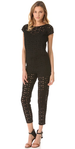 Kova & T Culver Jumpsuit at Shopbop.com