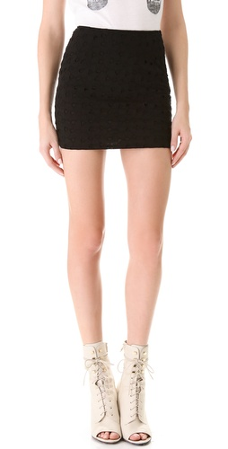 Kova & T Culver Skirt at Shopbop / East Dane