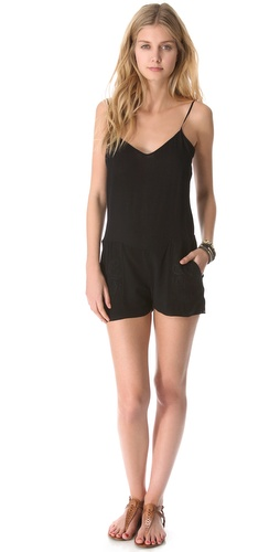 Kova & T Franklin Romper at Shopbop.com