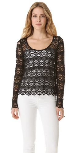 Kova & T Laurel Pullover at Shopbop.com