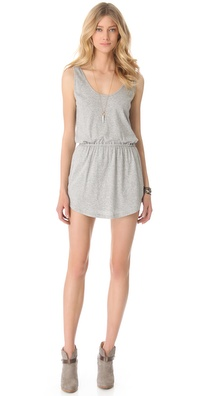 Kova & T Scoop Tank Dress