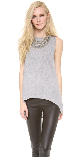 Kova & T Hyperion Tank Sweater at Shopbop / East Dane