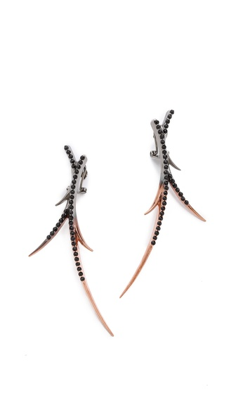 Katie Rowland Dark Forest Earrings