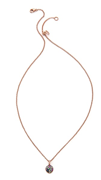Katie Rowland Java Mini Pendant Necklace