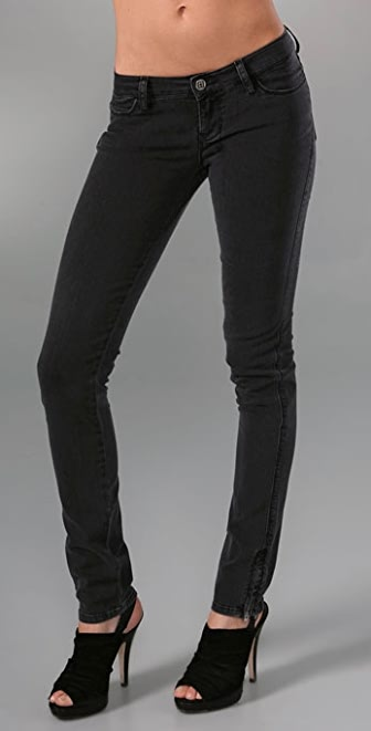 Ksubi Zip Super Skinny Jeans