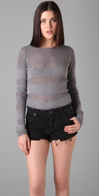 Ksubi Knit Bodysuit
