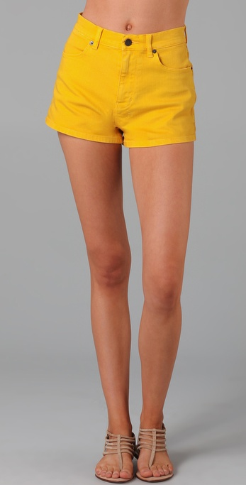 Ksubi Midnight Runner Shorts