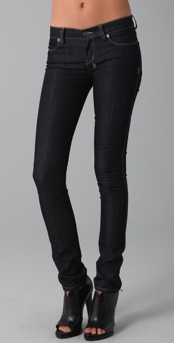 Ksubi Super Stretch Zip Jeans