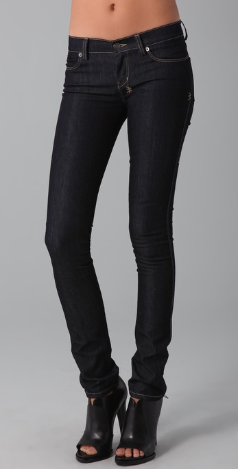 Ksubi Super Stretch Zip Jeans