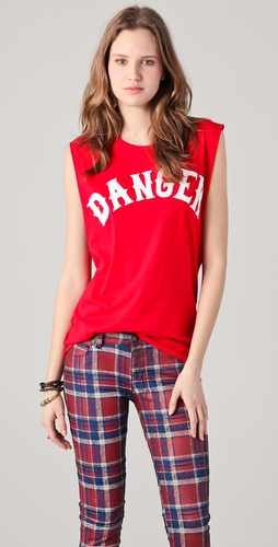Ksubi Danger Baddies Muscle Tank