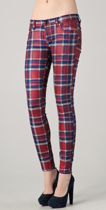 Ksubi Skinny Pins Jeans