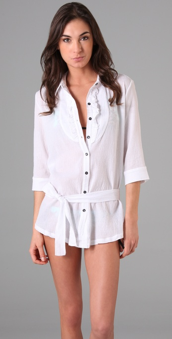 Kushcush Beaux Tunic Cover Up