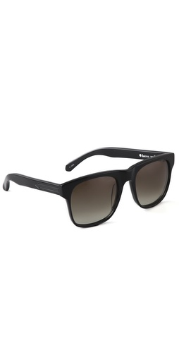 Karen Walker Pilgrim Sunglasses at Shopbop.com