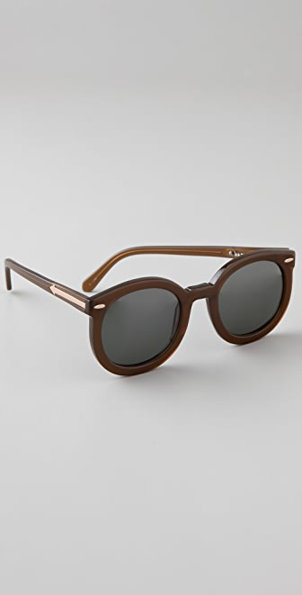 Karen Walker Limited Edition Super Duper Sunglasses
